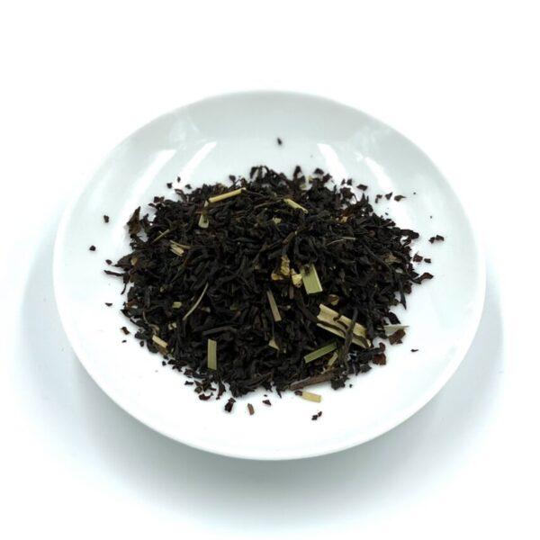Aromaattinen musta tee raikkaalla luontaisella sitruunalla ja sitruunaruoholla. Tämä tee edustaa todellista sitruunateen aattelia.
